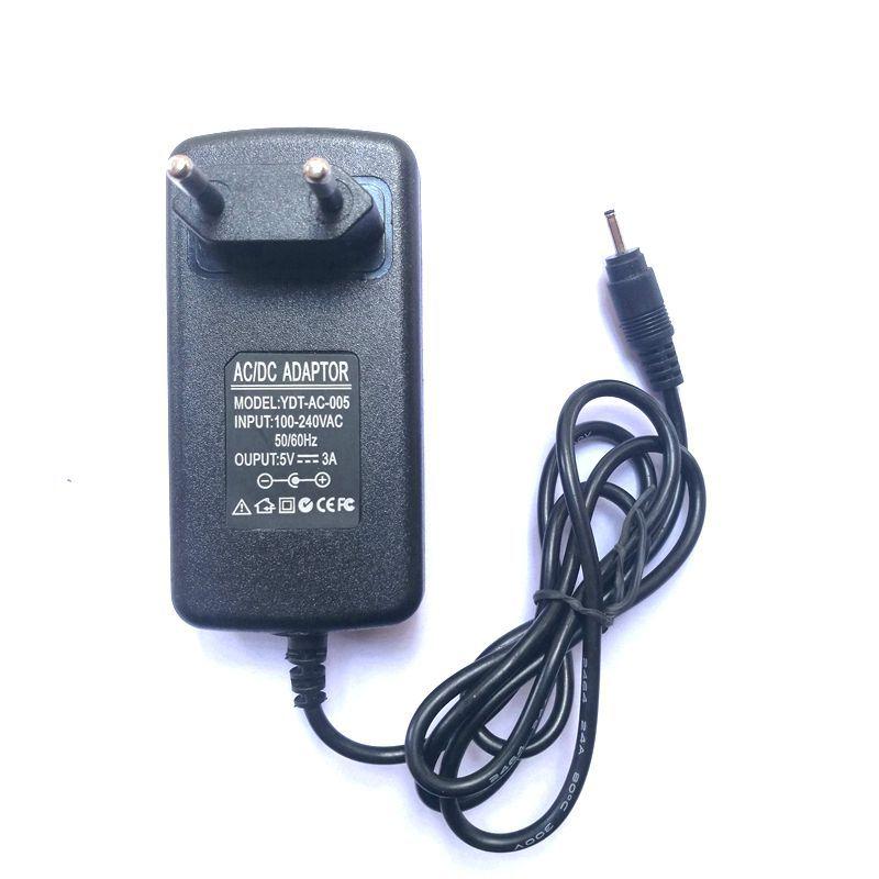 5V 3A 2.5mm chargeur alimentation pour CUBE i10 Pipo M9 Teclast Tbook 12 pro EZpad 4s pro 5S EZpad 6 M4 tbook16 pro oBook 11 Plus