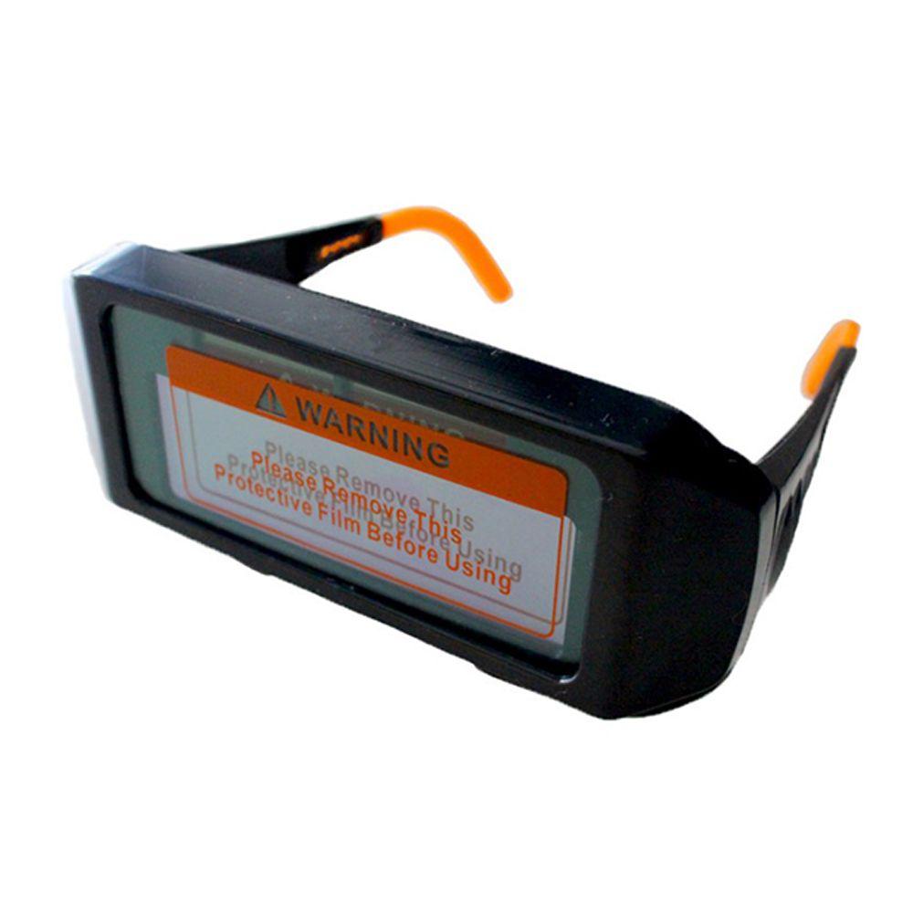 0,5 msek DIN 3/11 Einstellbare Solarbetriebene Auto Verdunkelung Schweißen Gläser Maske Brille Arbeitssicherheit Augenschutz