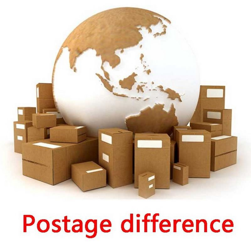 Additional Pay on Your Order Postage difference