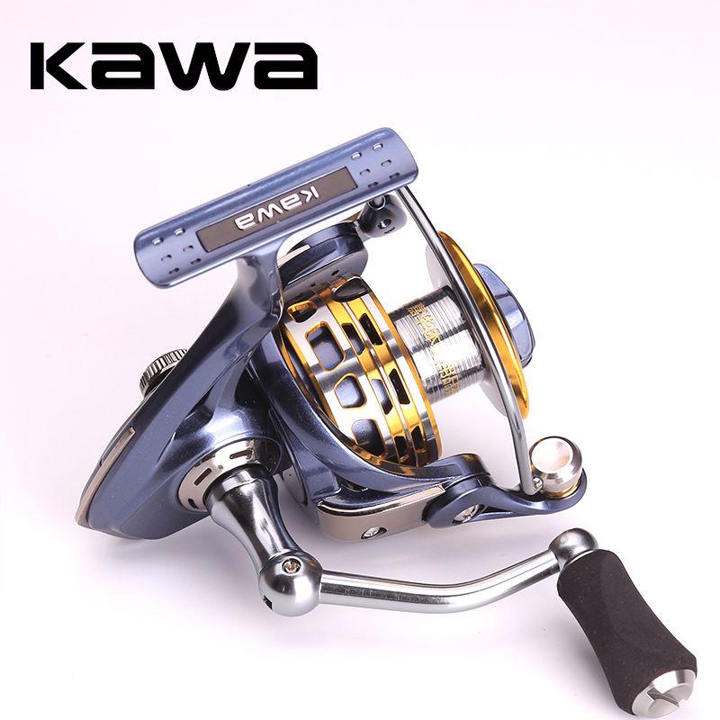 KAWA 2016 New Product Light Weight Body High Quality 9 Bearing Fishing Reel Spinning Reel Free Shipping