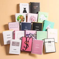 Mini D'été Femme Parfum Femmes Parfum avec Phéromones Cologne Long Parfum Durable pour les Femmes et Les Hommes Sweat Déodorant 2 ml