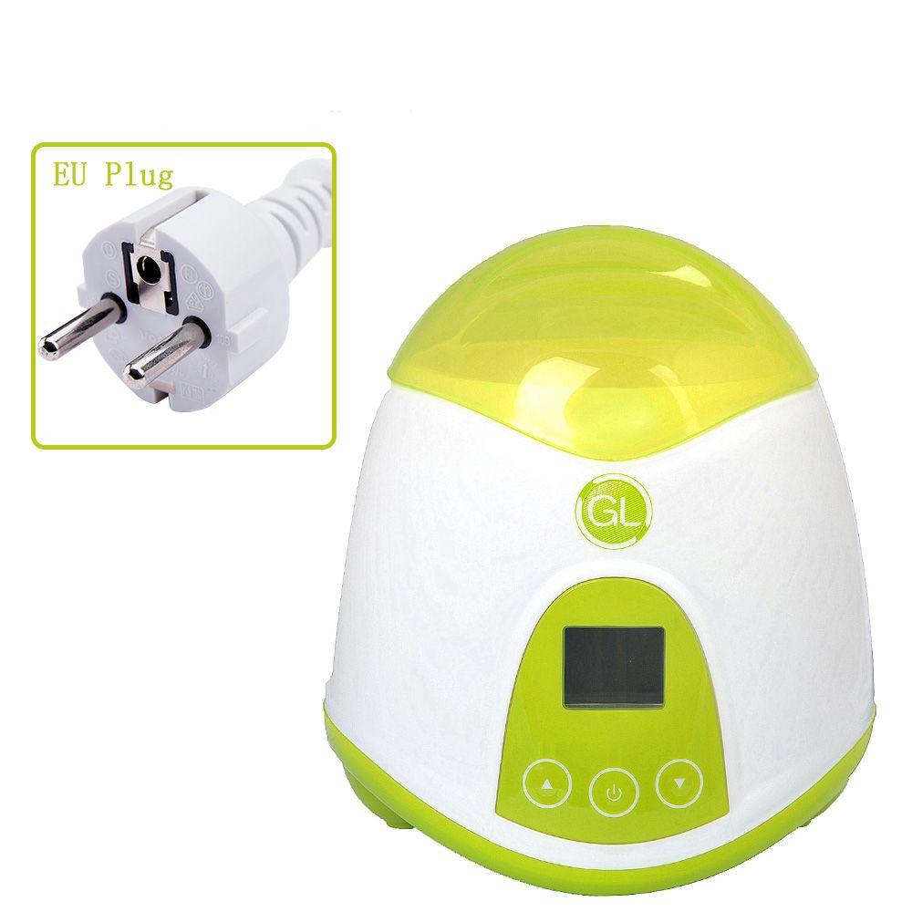 3 en 1 multifonctionnel bébé biberon & chauffe-aliments stérilisateurs chaud lait dispositif LCD écran d'affichage Intelligent chauffage isolation
