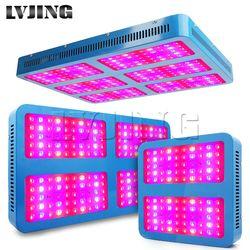 LED crece la luz 1000 W 2000 W 3000 W espectro completo crece las lámparas para las plantas médicas de la flor Vegetative invernadero de interior crecer tienda