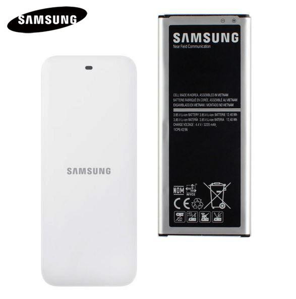 Batterie d'origine + Cradle Dock Chargeur POUR Samsung GALAXY NOTE 4 N910A N910C N910F N910G N910H N910FD NOTE4 EB-BN910BBE 3220 mah