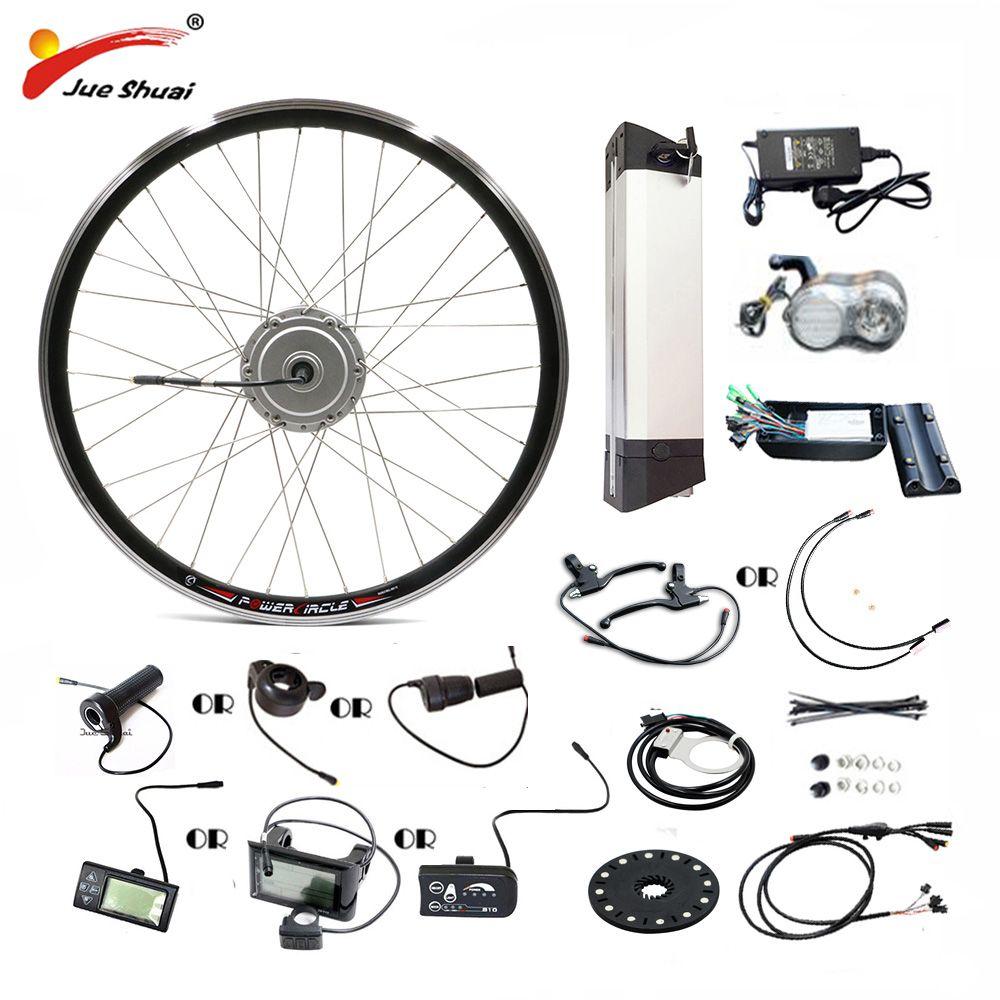 BAFANG Motor Rad 36 V 250 W-350 W Electric Bike Conversion Kit mit Batterie 8FUN Front Hub Motor bafang Ebike Elektrische Bike Kit