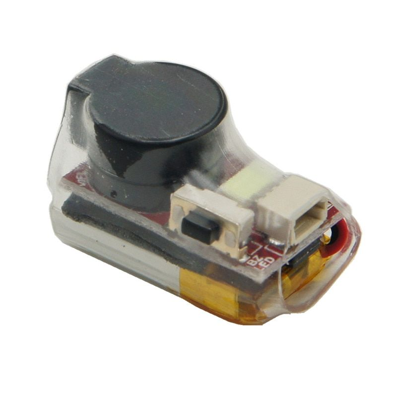 Vifly Finder 5V Super Loud Buzzer Tracker Over 100dB Built-in Battery for Flight Controller RC Drone Models Spare Part Accs