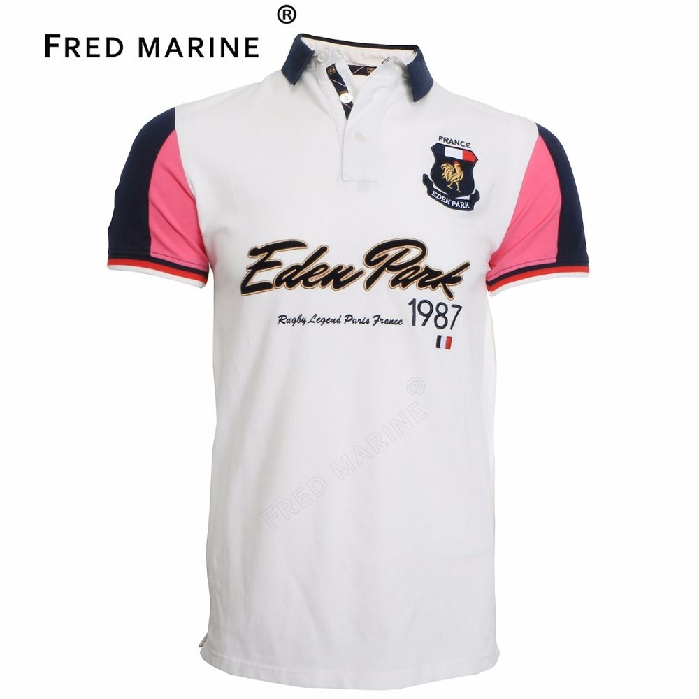 Eden Park High Quality Tommi New Patern Style Summer collection Mens Polo Shirts Superior Materia Horse Luxury tommibrand