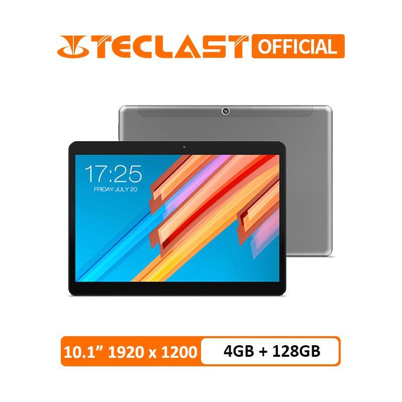 Teclast M20 4GB RAM 128GB ROM tablette PC 10.1 pouces 1920*1200 MT6797 X23 Deca Core Android 8.0 double 4G téléphone tablettes double Wifi GPS
