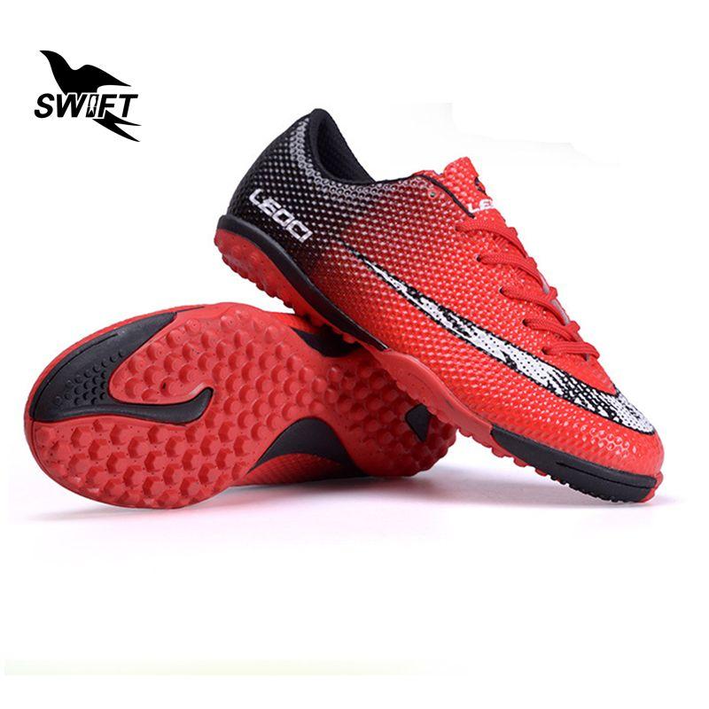 Hot Sale Kids Turf Football Cleats New Original Football Shoes Children Futsal Boots Cheap Superfly Sneakers Crampons De Foot