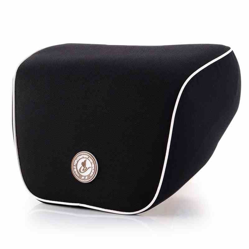Auto Car Headrest Neck Pillow Head Restraint Cushion for Driver Memory Foam Polyester Synthetic Fiber Car Pillows 5 Colors