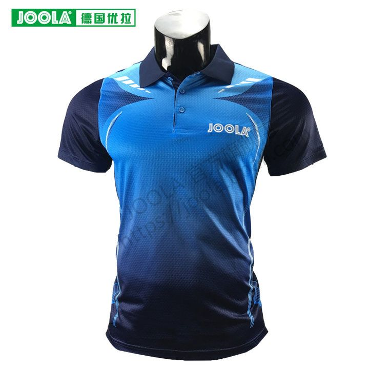 Joola JAZZ Tischtennis Trikots Top Hochwertige Ausbildung T-Shirts Ping Pong Shirts Tuch Sportbekleidung