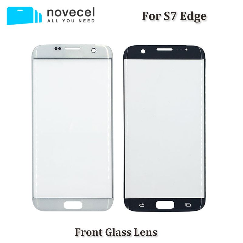 Novecel OEM G935 Front Glass Lens For Samsung s7 edge s7edge LCD display outer touch panel screen glass replacement
