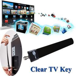 Hot Saling Useful TV Stick Clear Smart TV Switch Antenna HDTV FREE TV Digital Indoor Antenna 1080p Ditch Cable TV