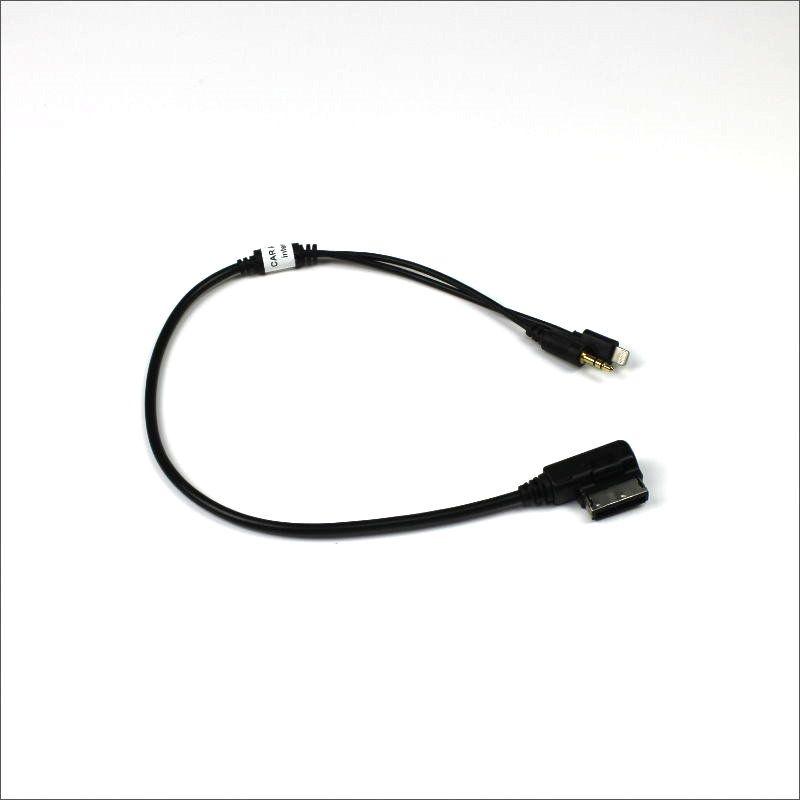 AMI MDI MMI Schnittstelle Zu AUX Adapter Für Audi S4 S5 S6 S8 Q3 Q5 Q7 R8 Car Audio Media Stecker Kabel Daten Musik draht
