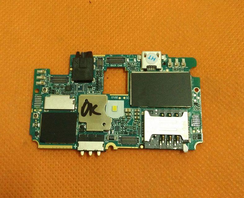 Original motherboard 2G RAM + 16G ROM mainboard for OUKITEL K4000 Pro MTK6735P Quad Core 5.0HD 1280x720 Free shipping