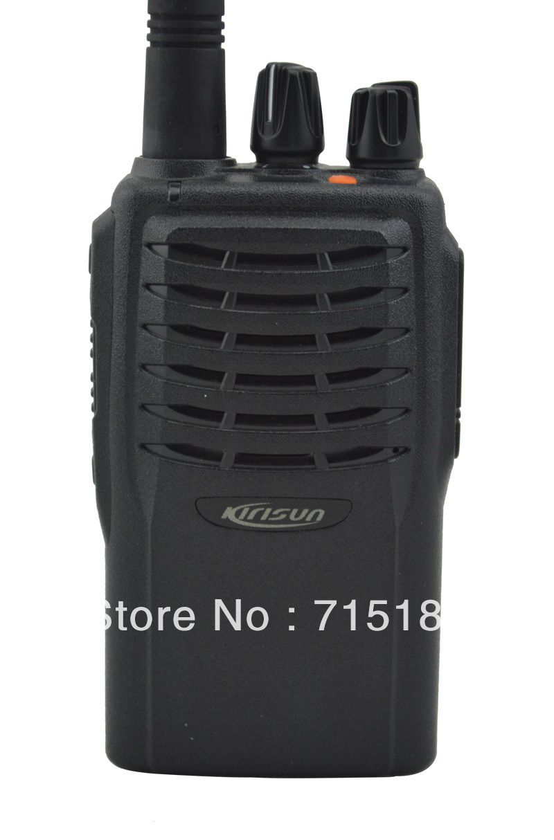 New 2013 Freeship Kirisun PT5200 UHF 420-470MHZ Portable Professional Two-way Radio 4W walkie talkie kirisun transceiver
