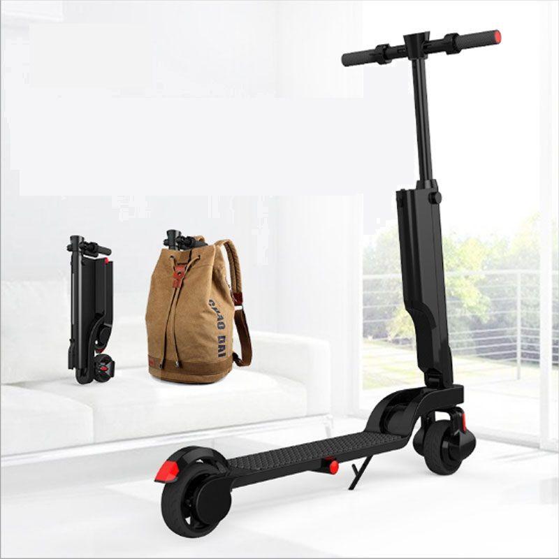 HX Falten Elektrische Roller Selbst Balance Hoverboard Escooter Ebike Skywalker Einrad 250 watt 25 km Lange Boards Erwachsene SmartSkateboard