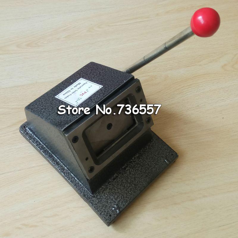 86x54mm Busines Card Round Corner Cutter Paper Card Cutting Machine Manual DIY Handhold Cut
