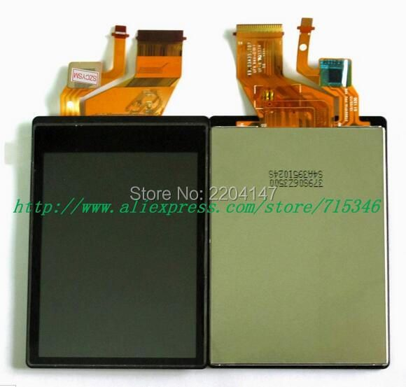 NEW LCD Display Screen for SAMSUNG WB200 WB200F WB250 WB250F WB280 WB280F WB800 WB800F WB350 WB350F Digital Camera + Touch