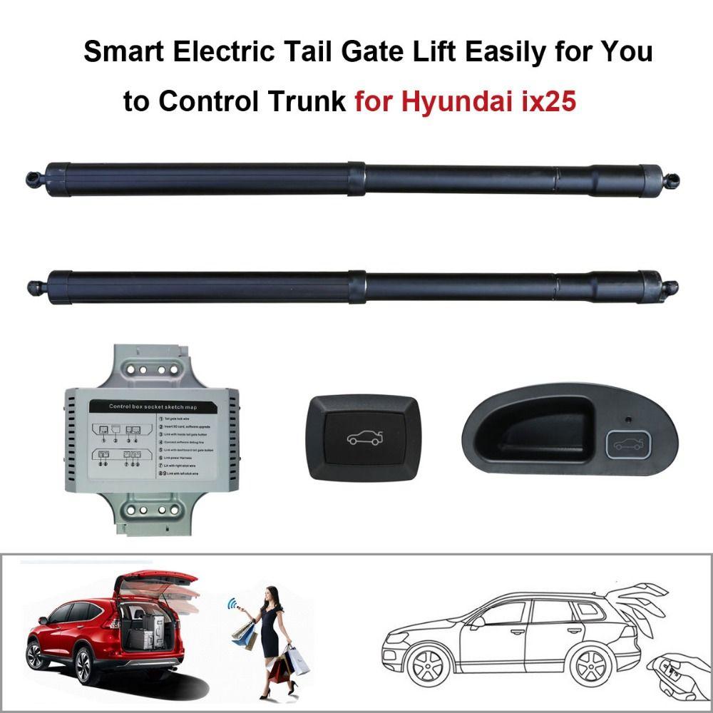 Smart Elektrische Heckklappe Aufzug Leicht für Sie Stamm anzug Hyundai ix25 Hyundai Creta Kontrolle durch Fernbedienung und Tasten