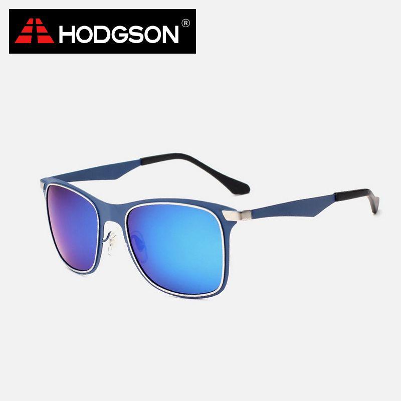 Ходжсон бренд поляризованные Рыбалка солнцезащитные очки UV400 вождения солнцезащитные очки прямоугольник открытый спортивные очки 1050