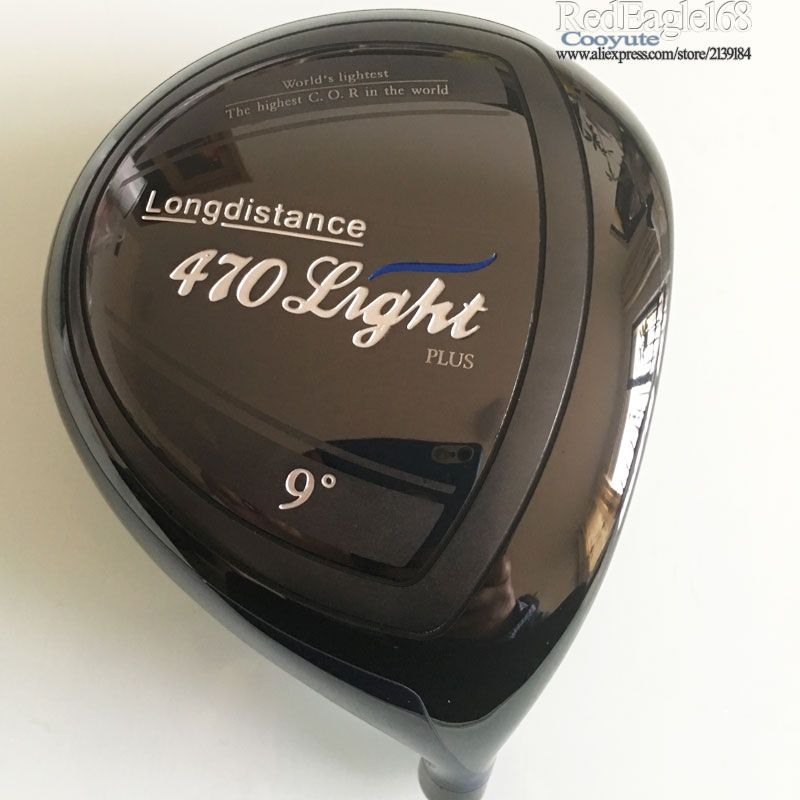 New Drivers heads Golf heads Big Bang Highest COR 470 Golf Drivers 10.loft Golf Clubs heads No Drivers shaft Free shipping