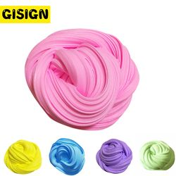 Slime Mainan Tanah Liat Floam Lendir Scented Stress Relief Mainan Anak Lumpur Kapas Rilis Tanah Liat Mainan Plasticine Hadiah
