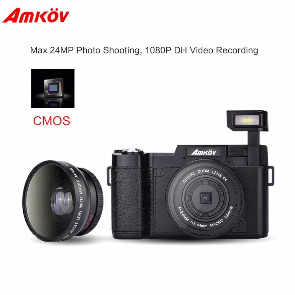 Amkov 24MP HD 1080P 3.0