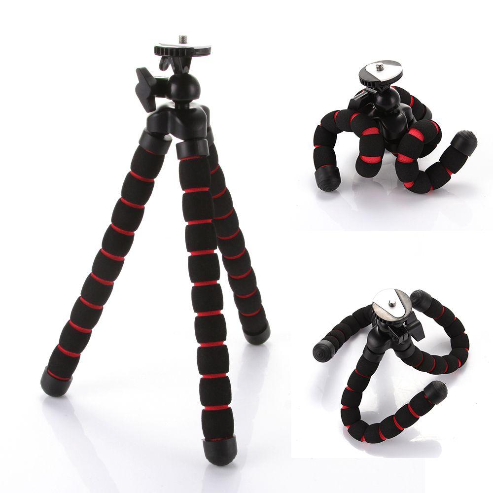 Universal Octopus Flexible Portable Camera Mini DV Tripod Gorillapod Stand for Canon Nikon