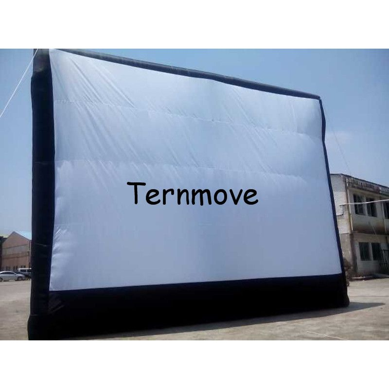Aufblasbare Bildschirm billboard, werbung screenes Riesigen Aufblasbaren Film Screenes, Outdoor Aufblasbare Bildschirm