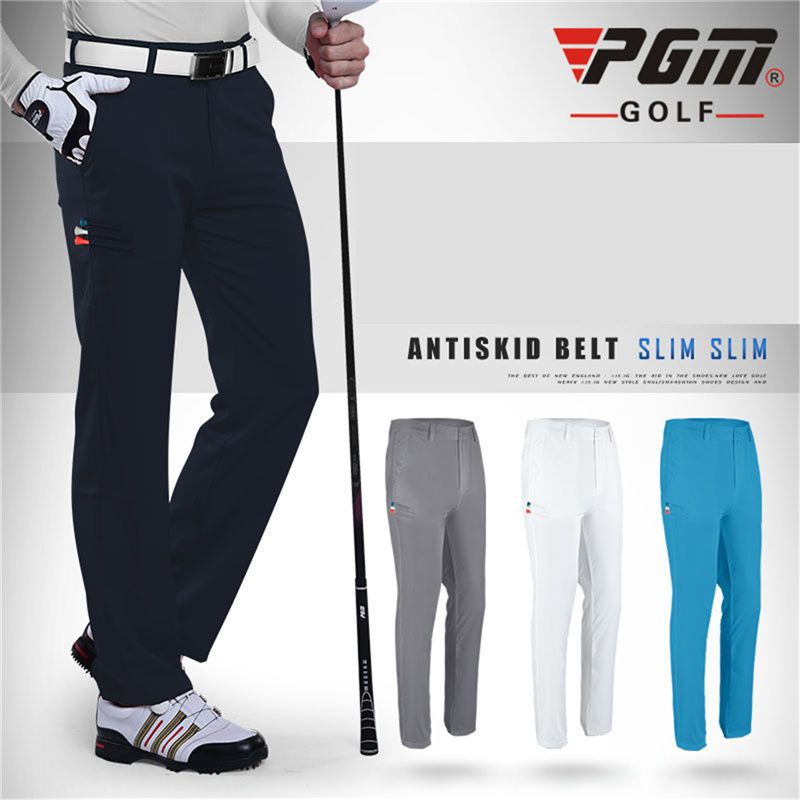 Sportswear Golf Pants Men's Clothes Breathable Pants Outdoor Sports Golf Trousers Quick Dry Breathable Summer Trousers 4 Colors