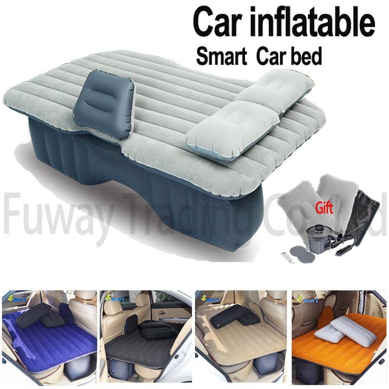 Бесплатная доставка DHL! Автомобиль обратно сиденья автомобиля матрац Открытый путешествия кровать воздушной подушке надувной матрас надув...