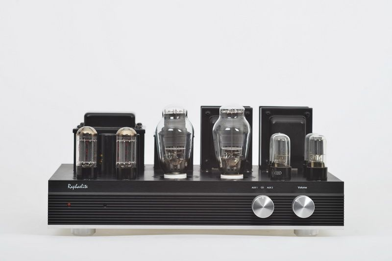 Raphaelite ES30 300B Tube Amp HIFI EXQUIS Single-ended Integrated Lamp Amplifier with Remote