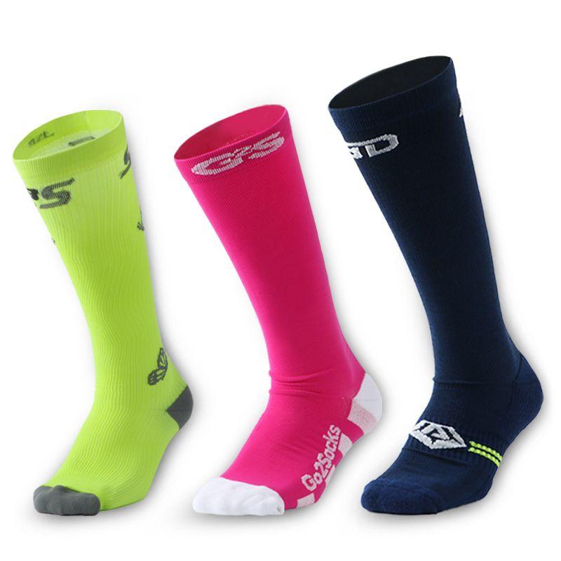 Adulto Invierno Esquí Snowboard Ciclismo Calcetines Super Caliente Espesa Calcetines de Algodón Mujeres Rodilla Calcetines Calentadores de La Pierna Al Aire Libre Sportwear