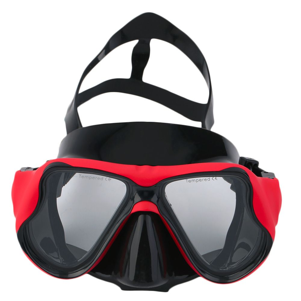 Wasserdichte Kamera Montieren Anti Fog Tauchen Maske Scuba Schnorchel Schwimmbrille P5 kostenloser versand