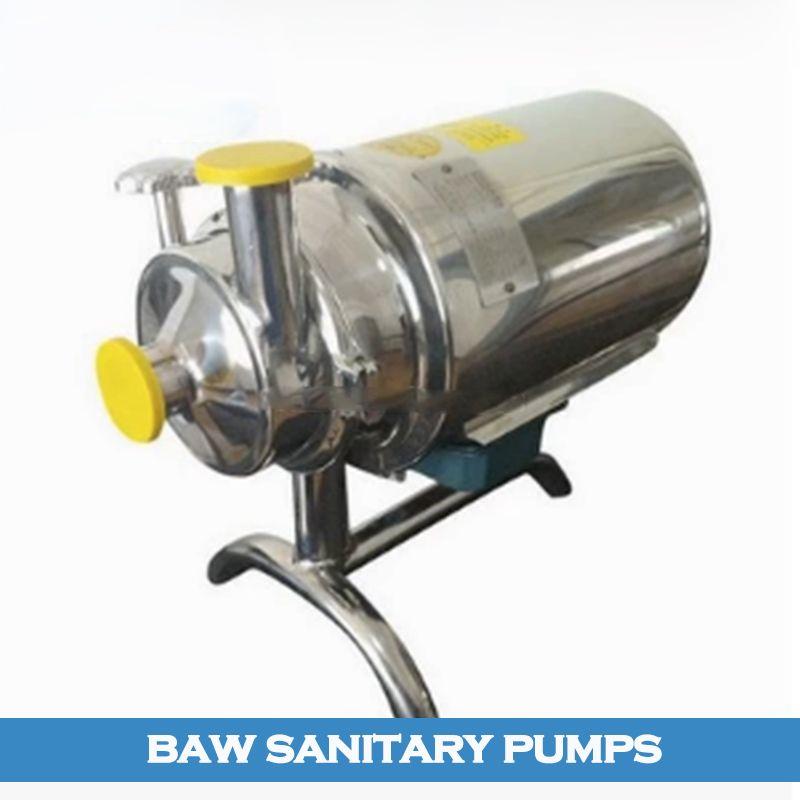 3t 220v50hz Sanitary Stainless Steel Beer Pump