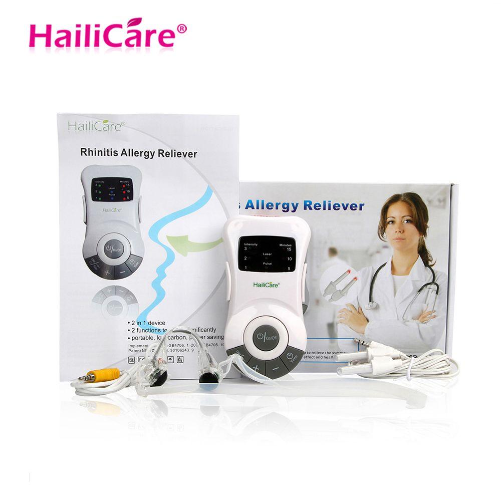 Nez Soins Rhinite Thérapie Allergie Releveur Basse Fréquence Laser La Congestion Nasale La Sinusite Ronflement Traitement Dispositif Masseur