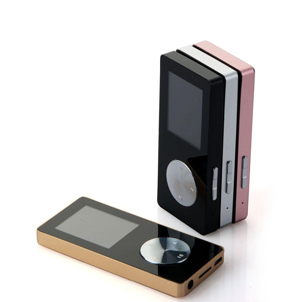 4 GB 8 GB 16 GB Bluetooth MP3 MP4 Musik Video Video-Player FM Radio Recorder Spiele Fotobetrachter Funktion Walkman TFT Karte erweiterte