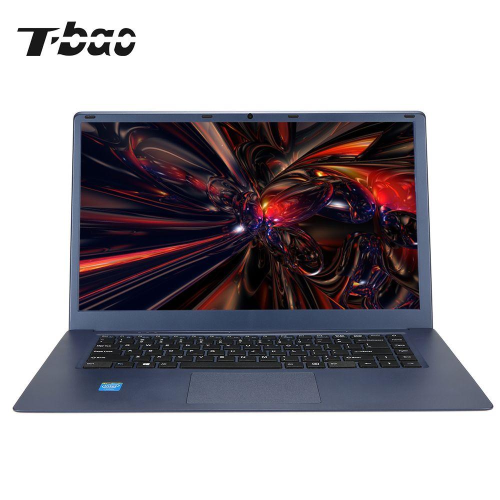 T-Бао tbook R8 Ноутбуки 15.6 дюймов 4 ГБ DDR3 Оперативная память 64 ГБ EMMC Ноутбуки Тетрадь 1080 P FHD экран для Intel Cherry Trail X5-Z8350