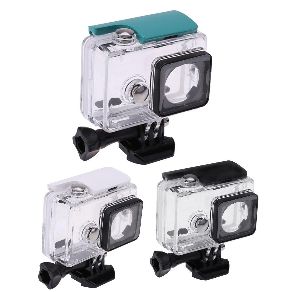 45 Mt Tauchen Wasserdichte Fall für Xiaomi Yi Sport Wasserdichte Box für Xiaomi yi Action kamera Schutzhülle