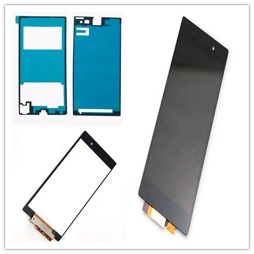 For Sony Xperia Z1 L39H LCD Display Touch Screen Digitizer Assembly C6902 C6906 C6903 Display Replacement For SONY Z1 LCD