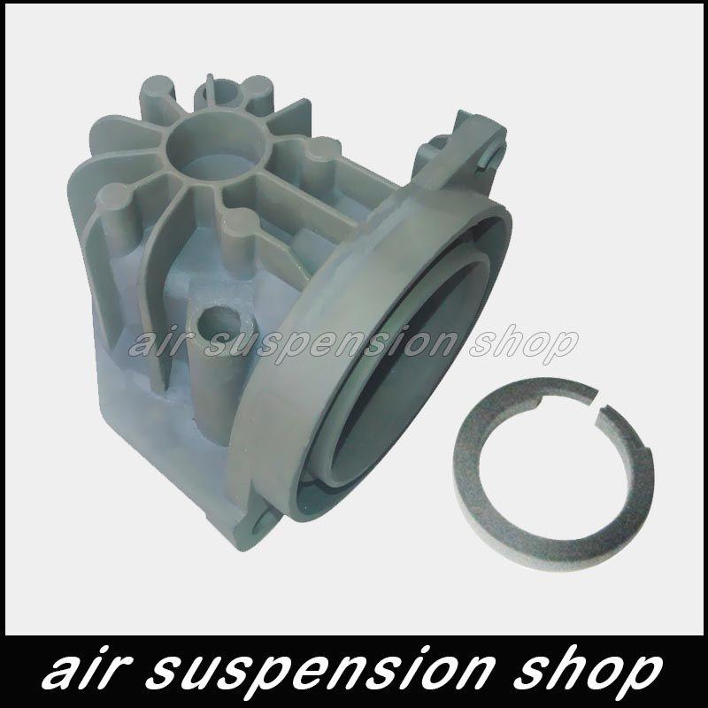 Free Shipping Air Suspension Compressor Pump Cylinder with Ring For  W211 W220 E65 E66 C5 C6 C7 A8 Phaeton LR2 XJ6  2203200104