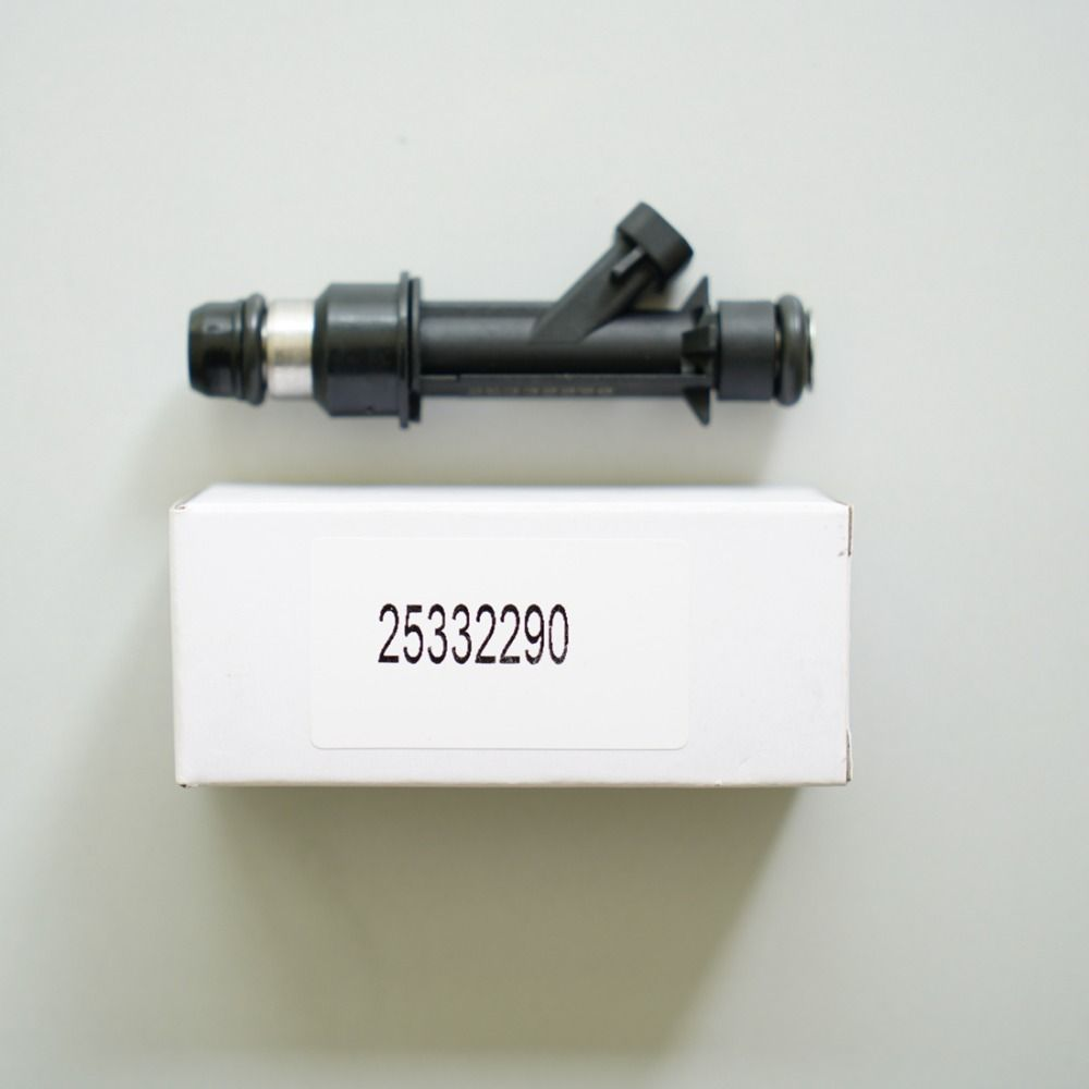 New Gasoline Injector,Fuel Supply System Compatible:Chevrolet Opel Einspritzventil Daewoo Genuine Nozzle 96334808 25332290