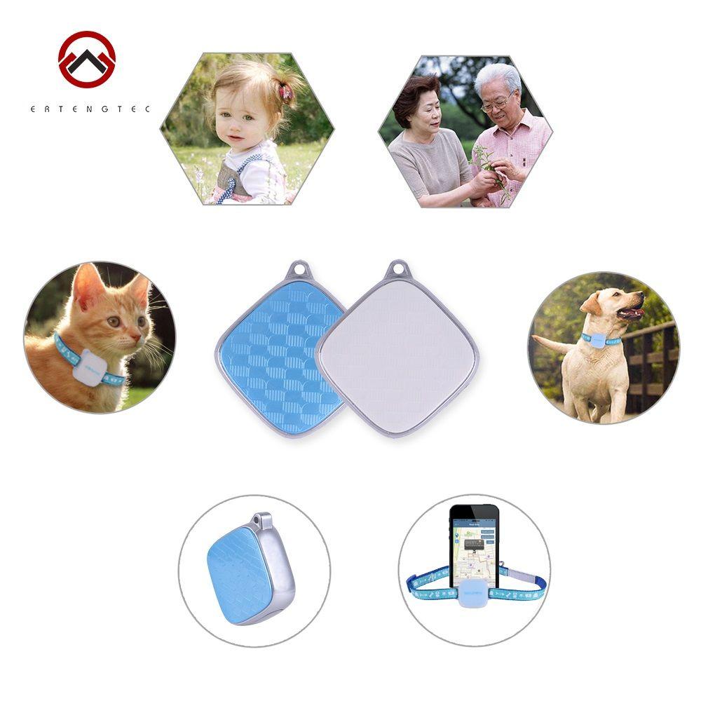 Portable GPS Tracker Kids Child Locator Pet Dog Tracker Real Time Tracking SOS Alarm Remote Voice Monitor Mini Personal Tracker