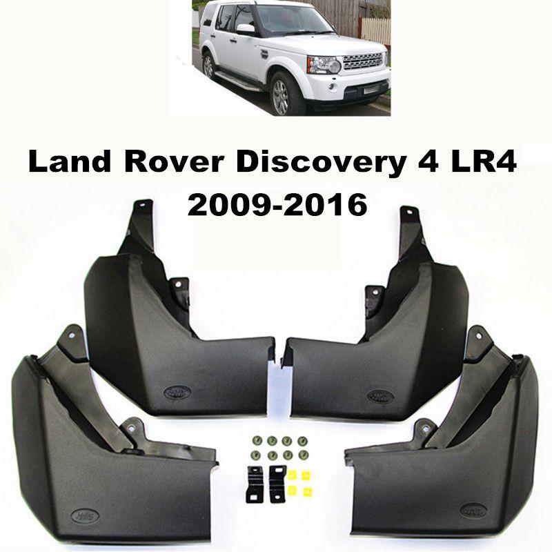 Auto Schmutzfänger Splash Guards Schlamm Klappe Kotflügel kotflügel Für Land Rover Discovery 4 LR4 2009-2016 Auto Styling Zubehör
