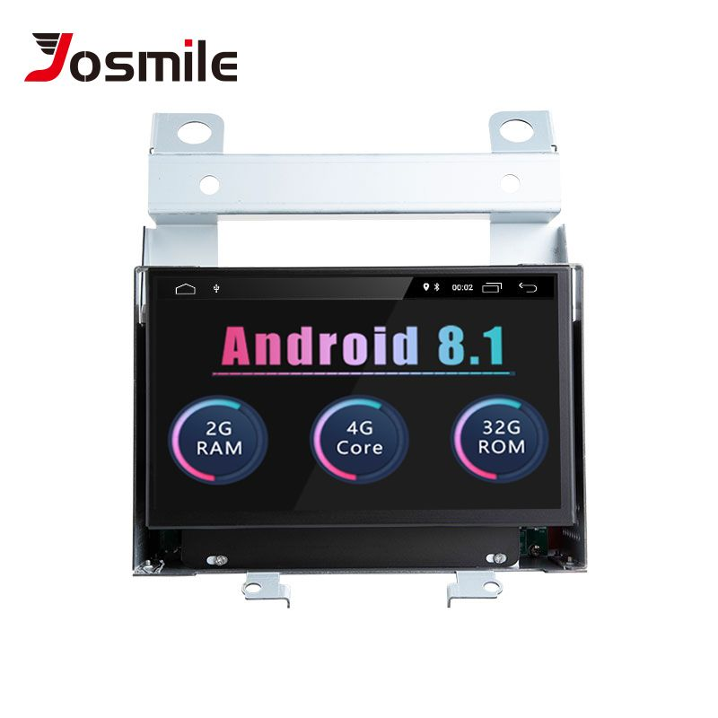 AutoRadio 2 din Android 8.1 Auto Multimedia Player Für Land Rover Freelander 2 GPS 2007 2008 2009 2010 2011 2012 Touch bildschirm