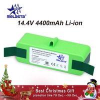 4.4Ah 14,4 В литий-ионный Батарея с бренда клетки для IROBOT Roomba 500 600 700 800 серии 980 510 530 550 560 650 770 780 870 880 R3