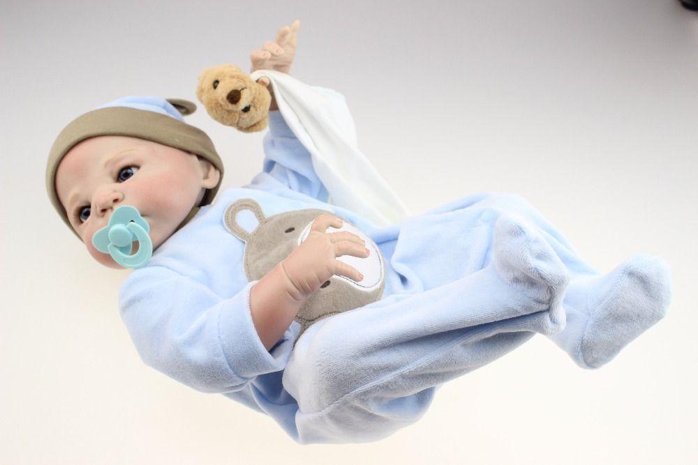 New Promotion lifelike real touch Frozen babydolls full vinyl doll for children Birthday Gift