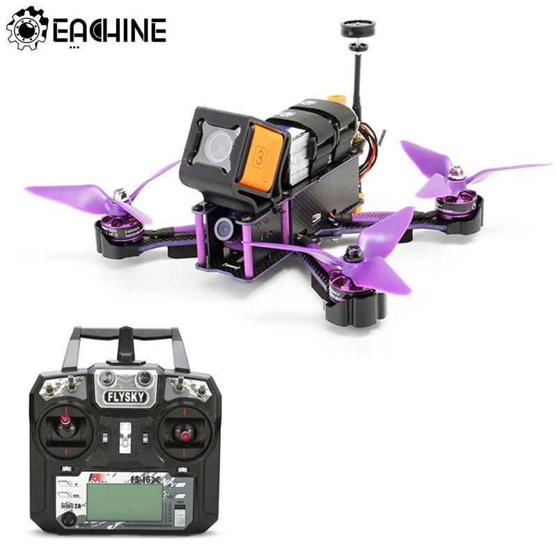 Eachine Wizard X220S X220 FPV Racer Drone F4 5.8G 72CH VTX 30A BLHeli_S 800TVL Camera w/ Flysky iRX-i6X RTF VS X220