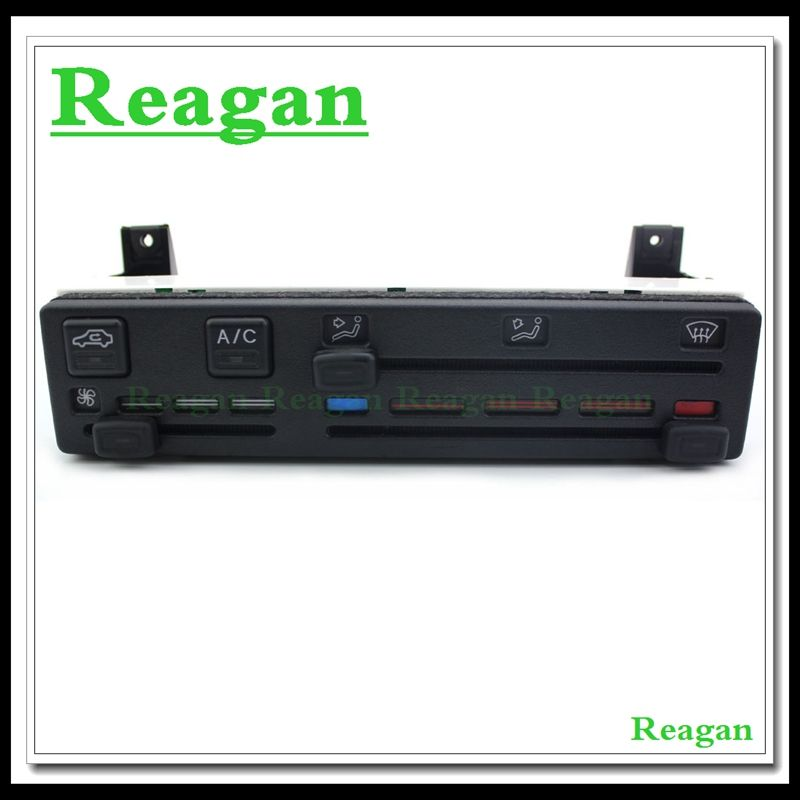 High quality Air A/C Heater Panel Climate Control Assy Switch for Peugeot 405 Samand 71207001861 51586-15180